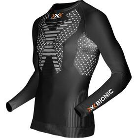 X-Bionic Twyce Running Shirt LS Herr black/white